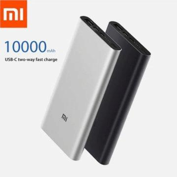 Xiaomi powerbanka s QC3