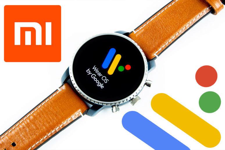 xiaomi wear os hodinky