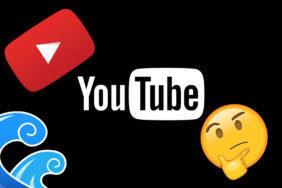youtube tmavý režim