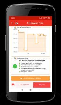 AliHistory - chytřejší nákupy na AliExpressu