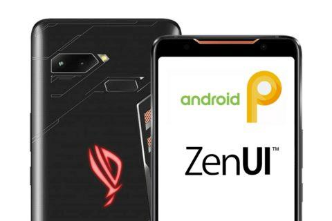 Android 9 pro ROG Phone