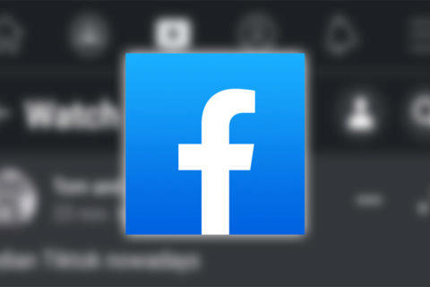 aplikace facebook dostane tmavý režim