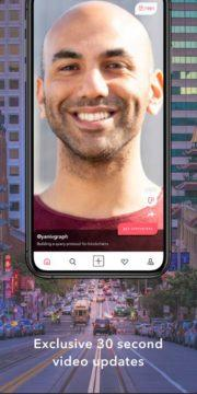 aplikace kryptoměnová sociální sít Pepo screen 3