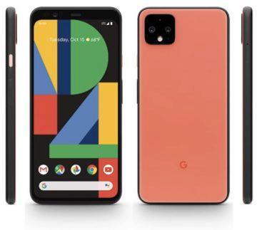 Chystáte se pořídit telefon Pixel 4?