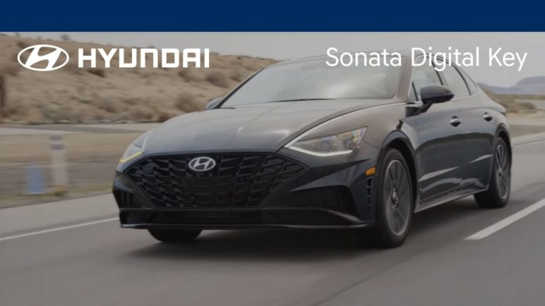 Digital Key | 2020 Sonata | Hyundai