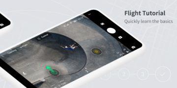 DJI Fly - novinka od DJI