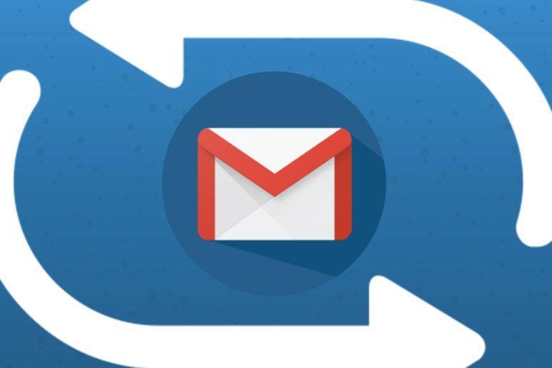 dynamická Gmail aplikace