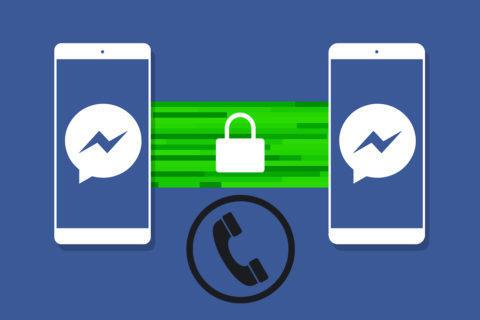 facebook šifrovací hovory