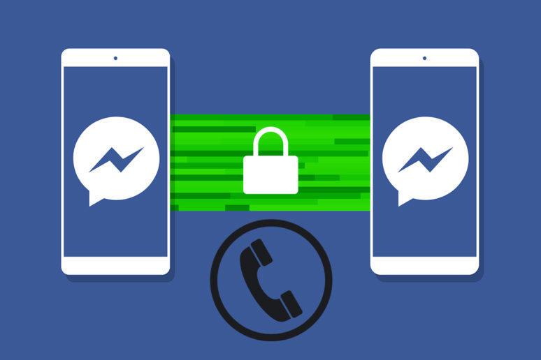 facebook šifrované hovory