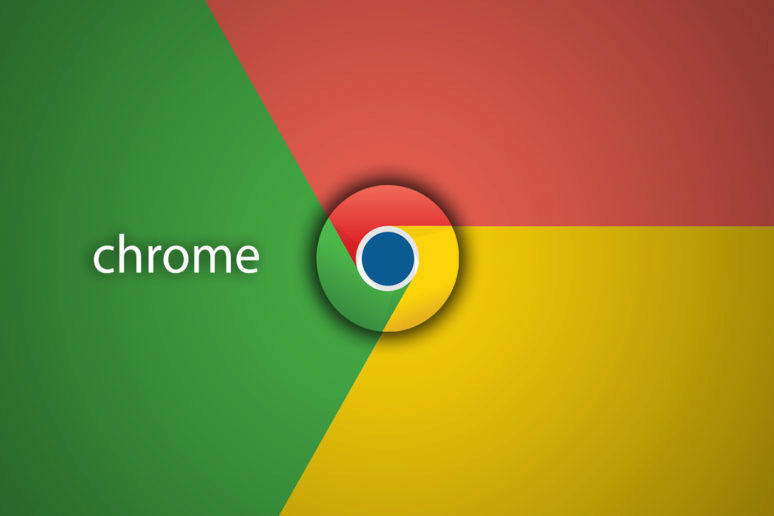 google chrome tlačítko pro rychlé sdílení