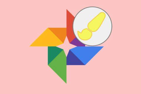 google fotky úprava fotek