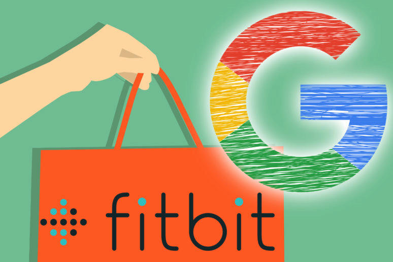 google kupuje spolecnost fitbit