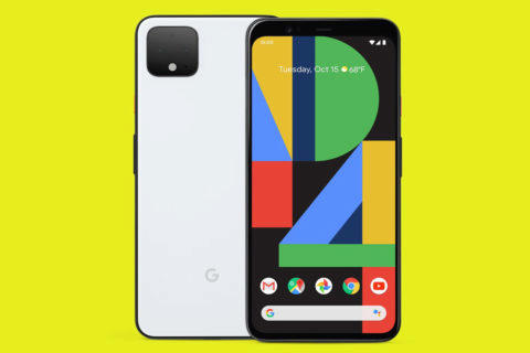 google pixel 4 oleofobní vrstva