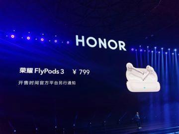 honor flypods 3 cena