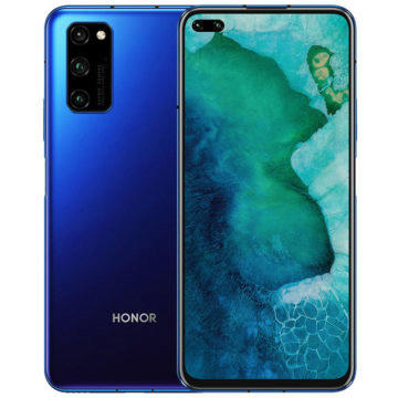 honor v30 displej