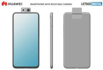 huawei p smart 2020 patent
