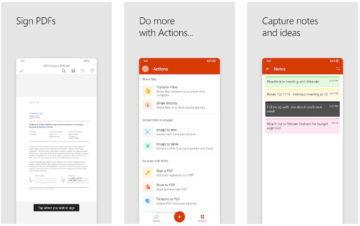 microsoft office nová aplikace na android