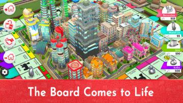 monopoly android desková hra
