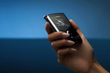 Motorola Razr 2019 promo 2