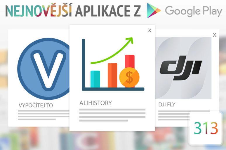 Nejnovější aplikace z Google Play #313: chytřejší nákupy na AliExpressu