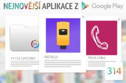 Nejnovější aplikace z Google Play #314: moderní správce souborů