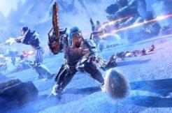 pomoc Antarktidě v Shadowgun Legends