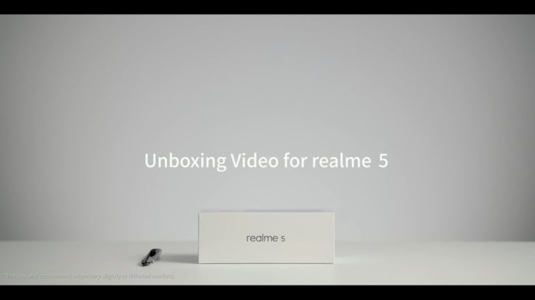 realme 5 | Official Unboxing