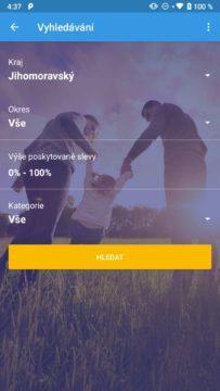 Rodinné pasy Jihomoravského kraje - slevy v kapse
