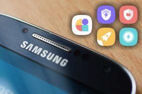 Samsung Galaxy Labs aplikace