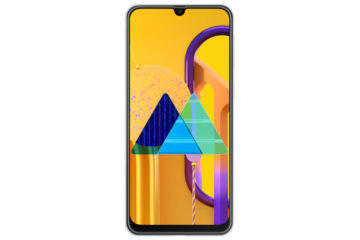 Samsung Galaxy M30s displej