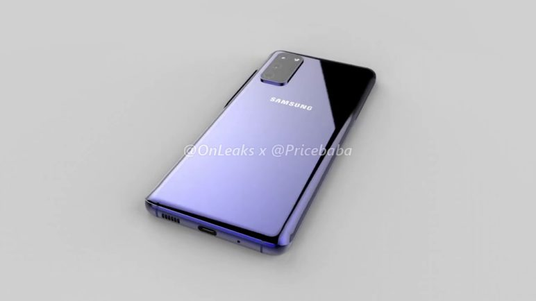 Samsung Galaxy S11e: 360 renders [EXCLUSIVE]