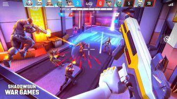 Shadowgun War Games gameplay screenshot 1