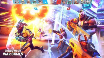 Shadowgun War Games gameplay screenshot 2