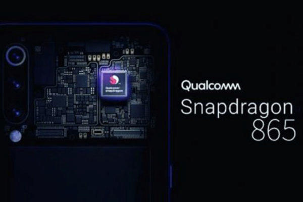 snapdragon 865 qualcomm
