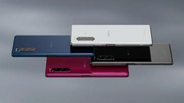 sony xperia android 10 aktualizace