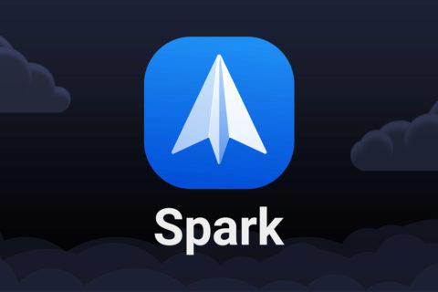 spark emailový klient