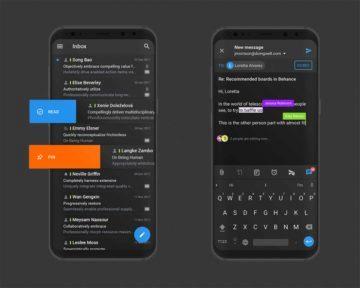 spark nová aplikace