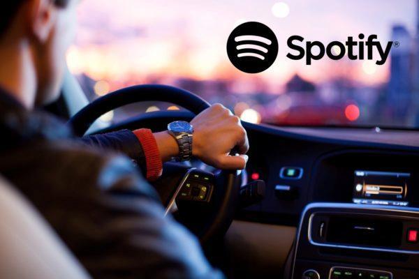 Spotify playlist na cesty