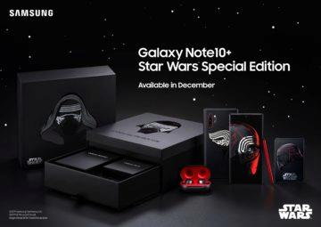 star wars baleni galaxy note 10+