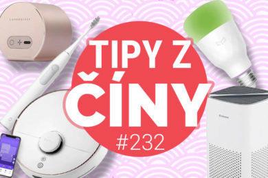 Tipy z ciny - Oclean Z1 a robotický vysavač