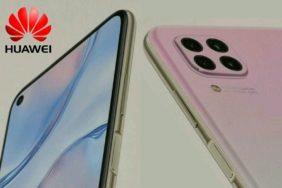 unikle fotky Huawei Nova 6 SE