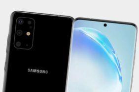 uniklé snímky Samsung Galaxy S11