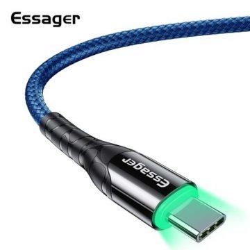 USB C kabel s diodou