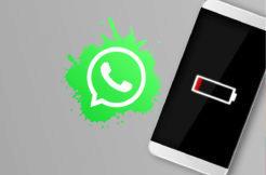 whatsapp komunikátor výdrž baterie klesá