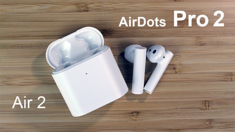 Xiaomi Mi AirDots Pro 2: Budget AirPods alternative?