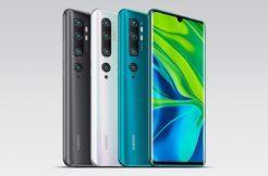 Xiaomi Mi Note 10 titul