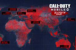 Zombie Mode pro Call Of Duty Mobile