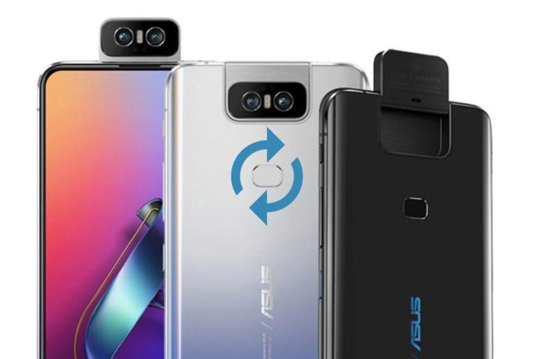 aktualizace pro ASUS ZenFone 6