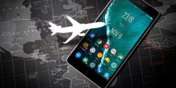 android 11 režim letadlo