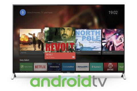 android tv 10